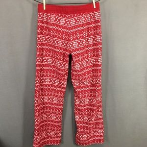 a6e875ea6a13a Denver Hayes Intimates   Sleepwear - Denver Hayes Sleep Lounge Pants Flannel  Red Medium
